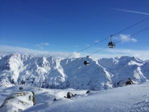 Gondola, Tobogganing, Zip-Line, Ski or Snowboard?