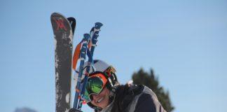 Georgina Cantwell skifahren