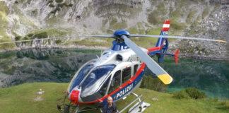Alpineinsatz mit Polizeihubschrauber, Stefan Jungmann, Mogasi
