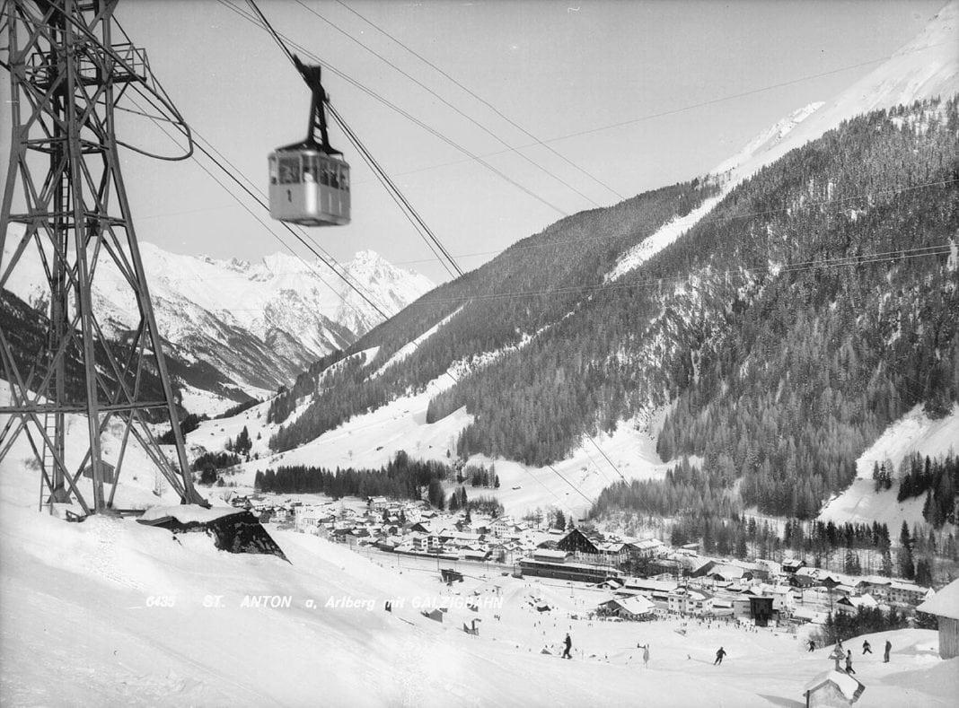 Entstehung des alpinen Skilaufs