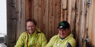 Patrick Nairz und Rudi Mair, Mogasi