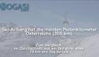Mogasi, Arlberg, Mogasifakten, Ski, Fakten
