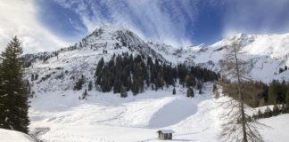 Alpbach, Inneralpbach, Luegergraben, Winterlandschaft, Mogasi
