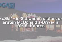 Mogasi, Mogasifakten, McDonalds, Ski, Fakten