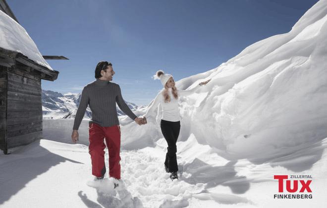 Winterwandern Tux-Finkenberg