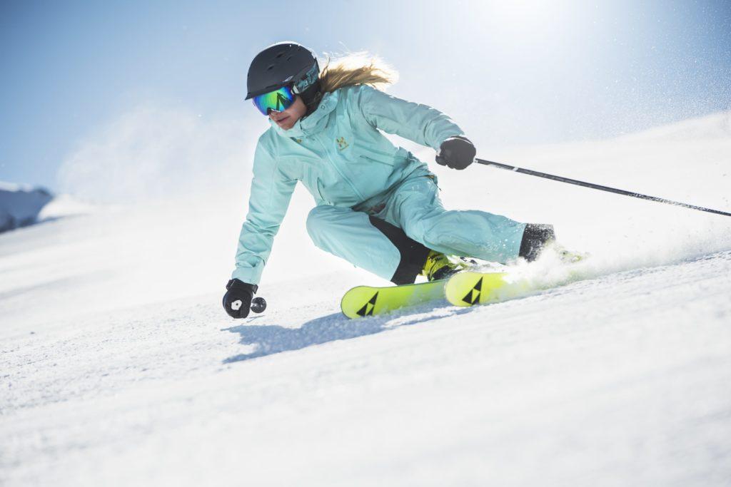 Nina Gigele, Alpin Skifahren, Mogasi