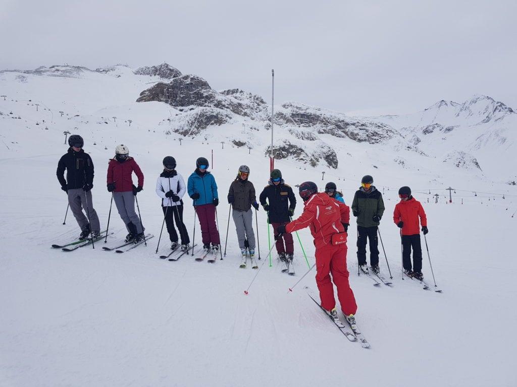Tiroler Skilehrerverband, Skilehrer, Mogasi