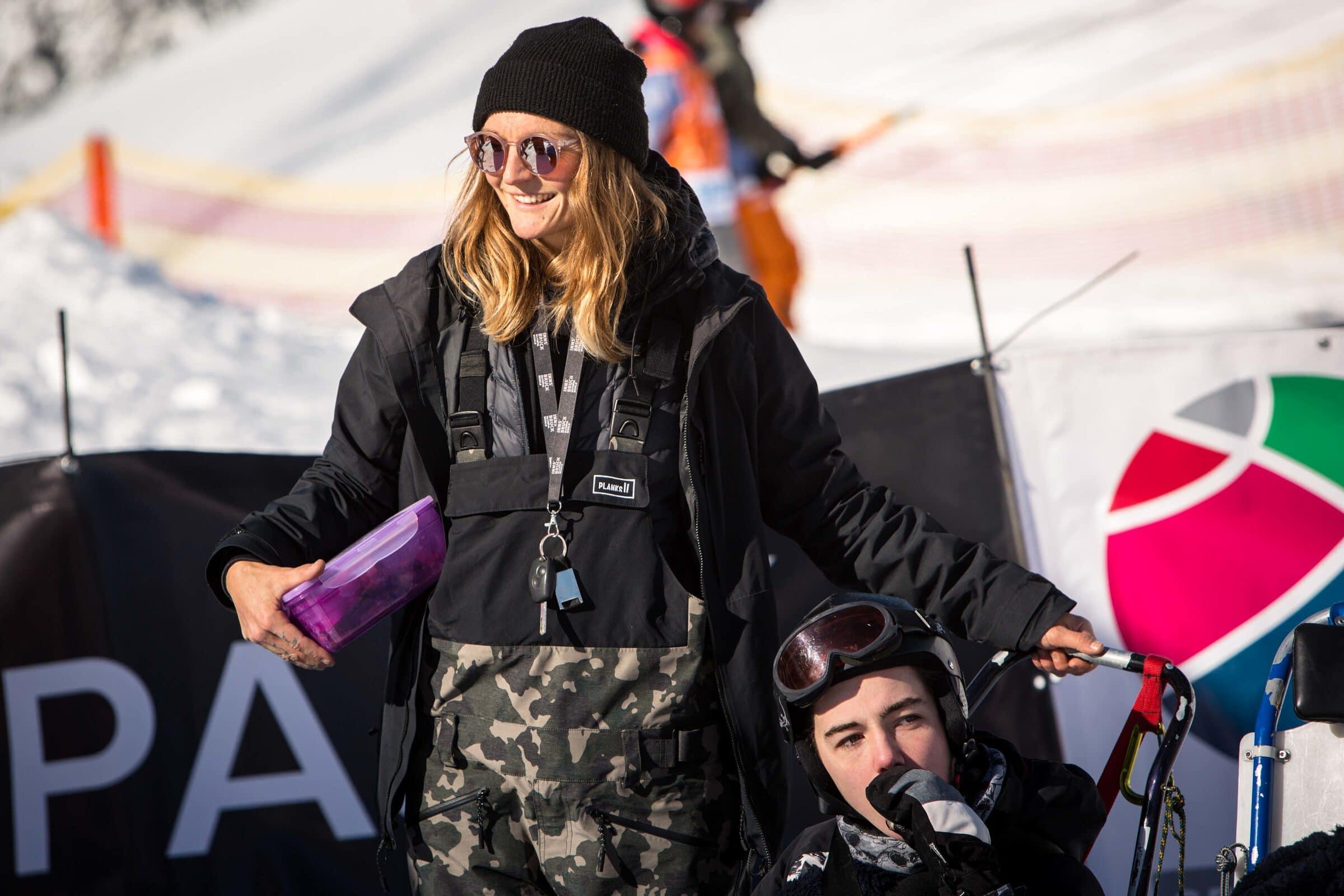 Iris Mittendorfer, barrierefreies Skifahren, Wiffzack, Mogasi, Alpengaudi