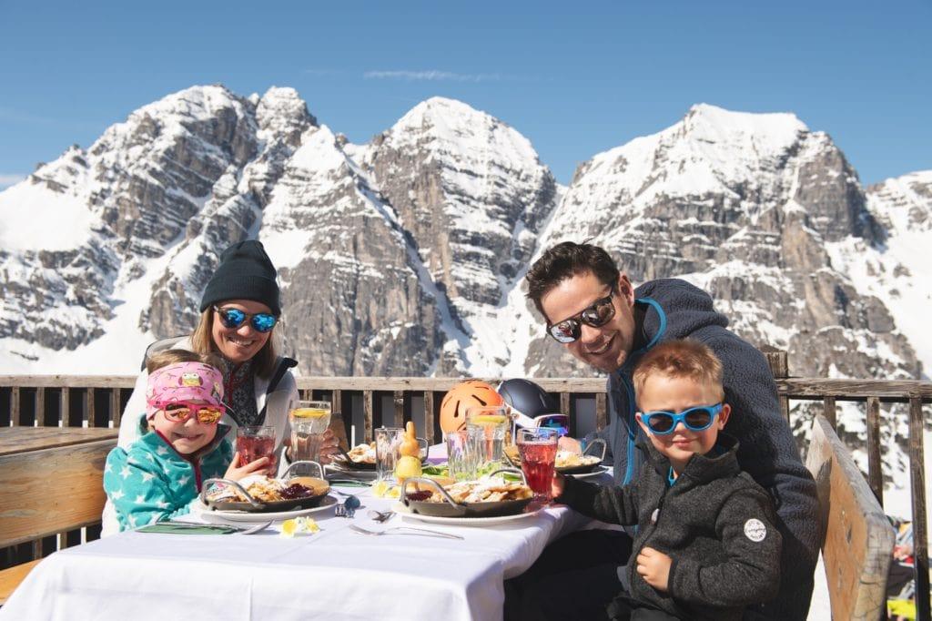 Unterkunft im Skiurlaub, Mogasi