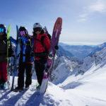 Skifahren am Balkan, Peaks & Rosy Cheeks, Mogasi