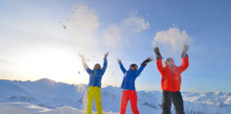 Im Skiurlaub Geld sparen, Mogasi