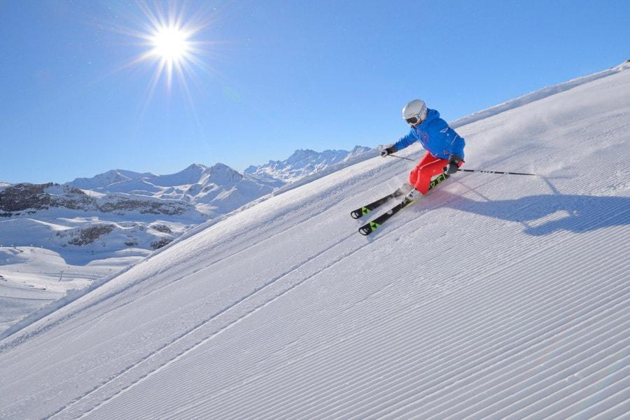 Skifahrertyp, Skihase, Mogasi