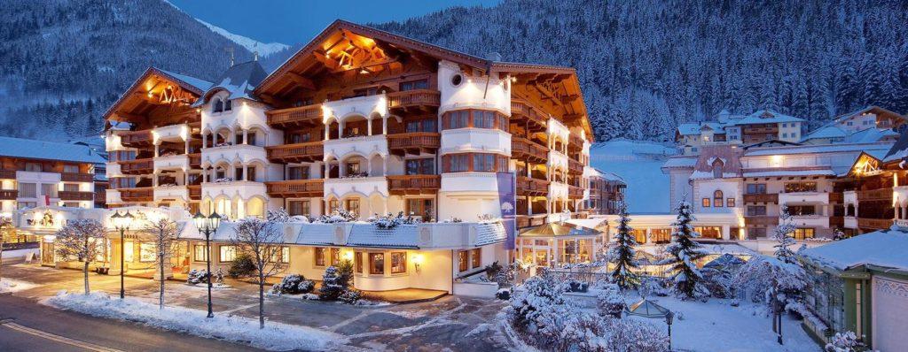 Hotel Trofana Royal, Ischgl, Mogasi