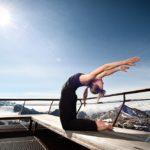 Yoga am Stubaier Gletscher, Mogasi