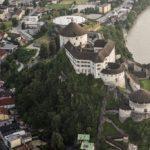 Festung Kufstein, Luftansicht, Mogasi