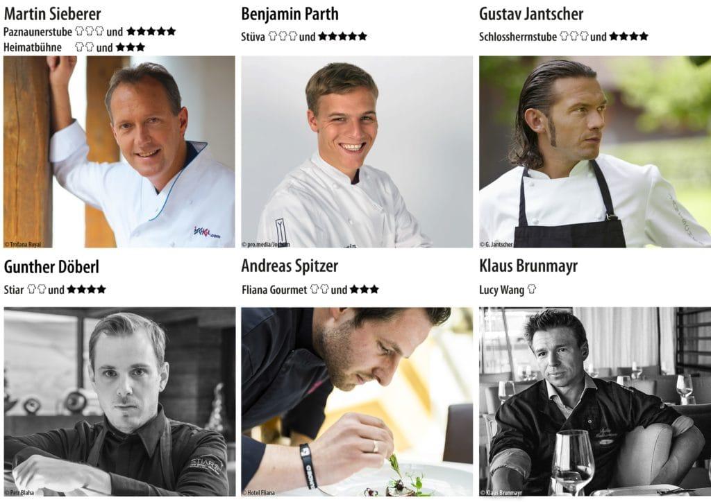 Paznaun - Ischgl Kulinarik