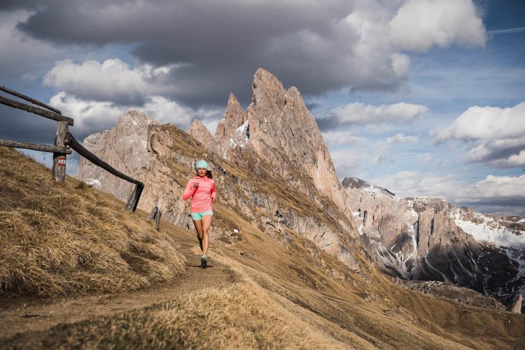 Trailrun Tirol, Nina Gigele, Mogasi
