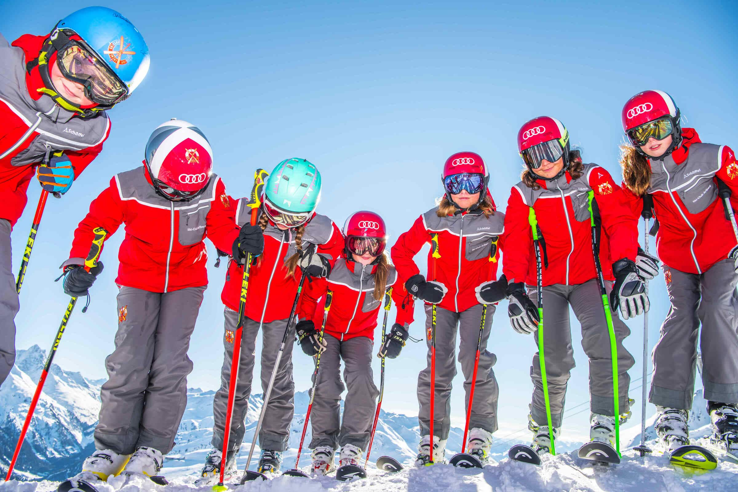 Skiclub Arlberg, Jugend, Mogasi