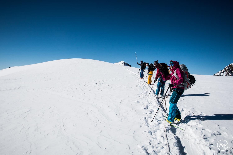 Glacier Ski Tour
