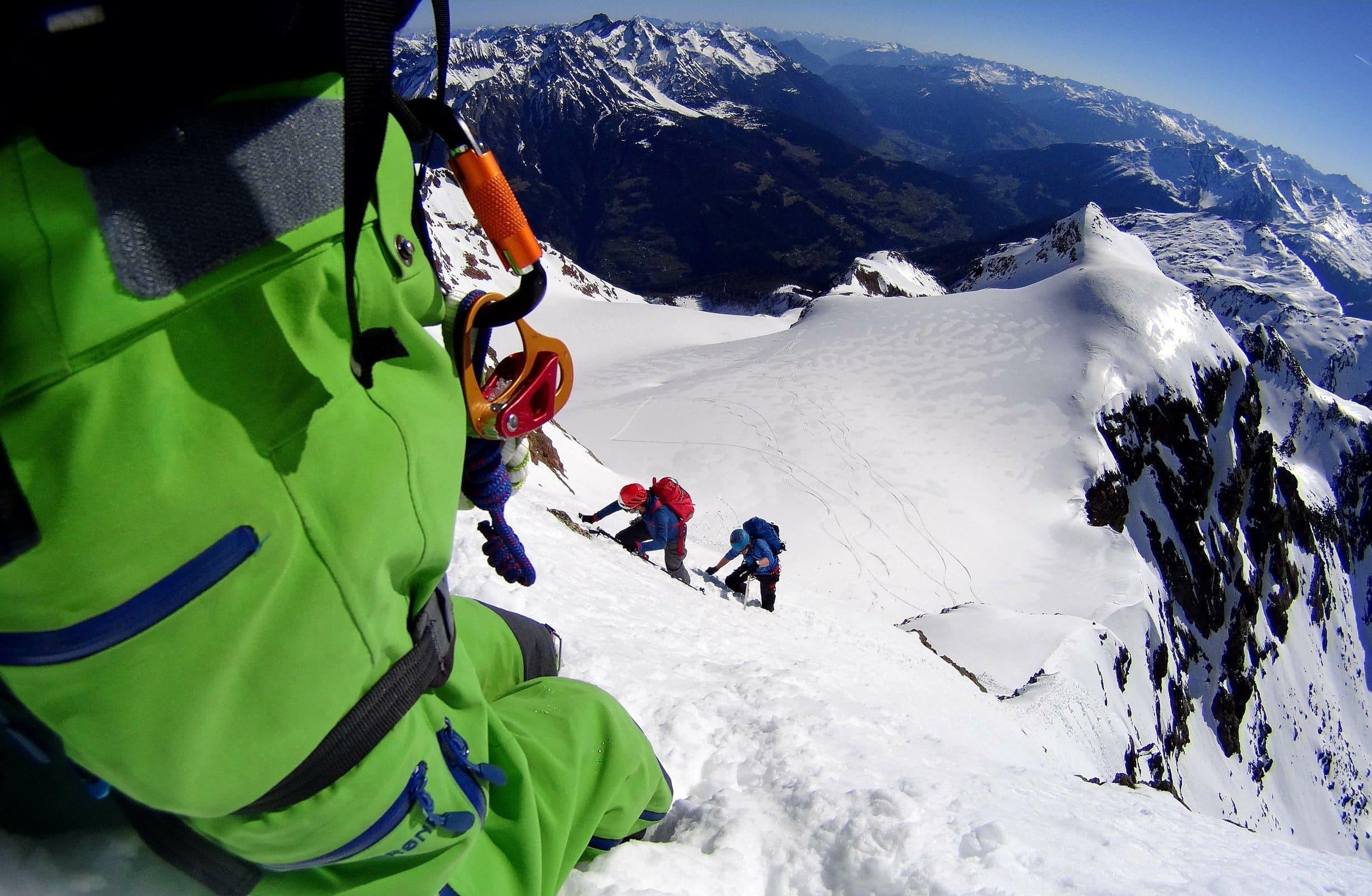 Skitour, Mogasi, Nicolai Dan Jørgensen